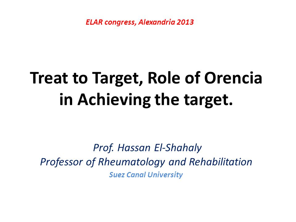 Turning recommendations into optimal treatment strategies 12 Early referral Early referral Starting biologic agents Starting biologic agents Treat to target Treat to target Short & long -term goals Short & long -term goals Tight control using composite measures Tight control using composite measures Consider poor prognostic factors Consider poor prognostic factors Early institution of DMARDs Early institution of DMARDs Pre- determined treatment targets Pre- determined treatment targets Remission or LDAS as soon as possible Remission or LDAS as soon as possible Maximising HRQOL for the long-term Maximising HRQOL for the long-term Shared decision between doctor and patient Shared decision between doctor and patient Rheumatol- ogists are primary carers Rheumatol- ogists are primary carers