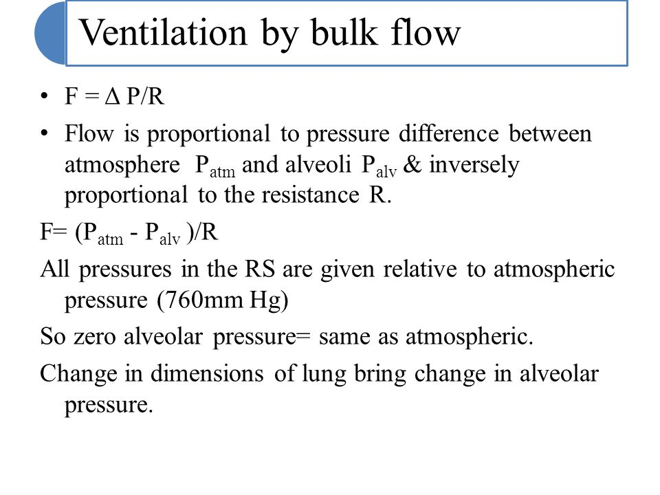 Black lines show lung's position at beginning of insp or exp & blue lines at end.