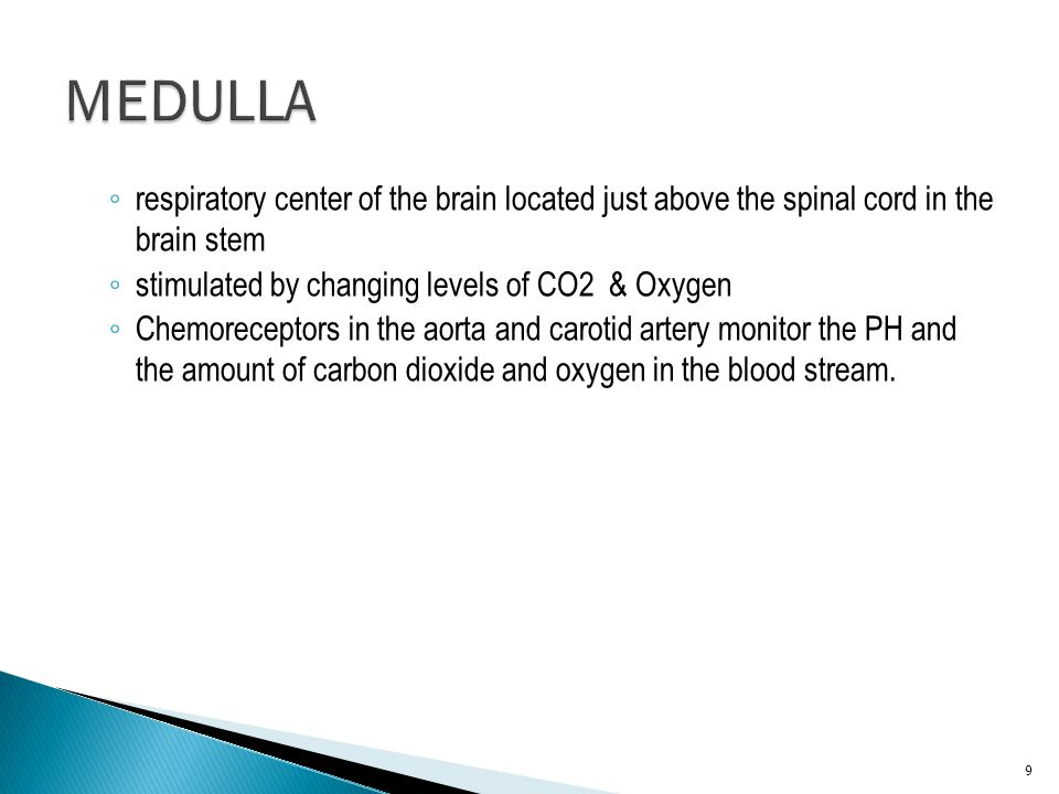  Occurs when the client cannot eliminate carbon dioxide from the alveoli  The carbon dioxide retention results in hypoxemia  Oxygen reaches the alveoli but cannot be absorbed or used properly  The lungs can move air sufficiently but cannot oxygenate the pulmonary blood properly 359