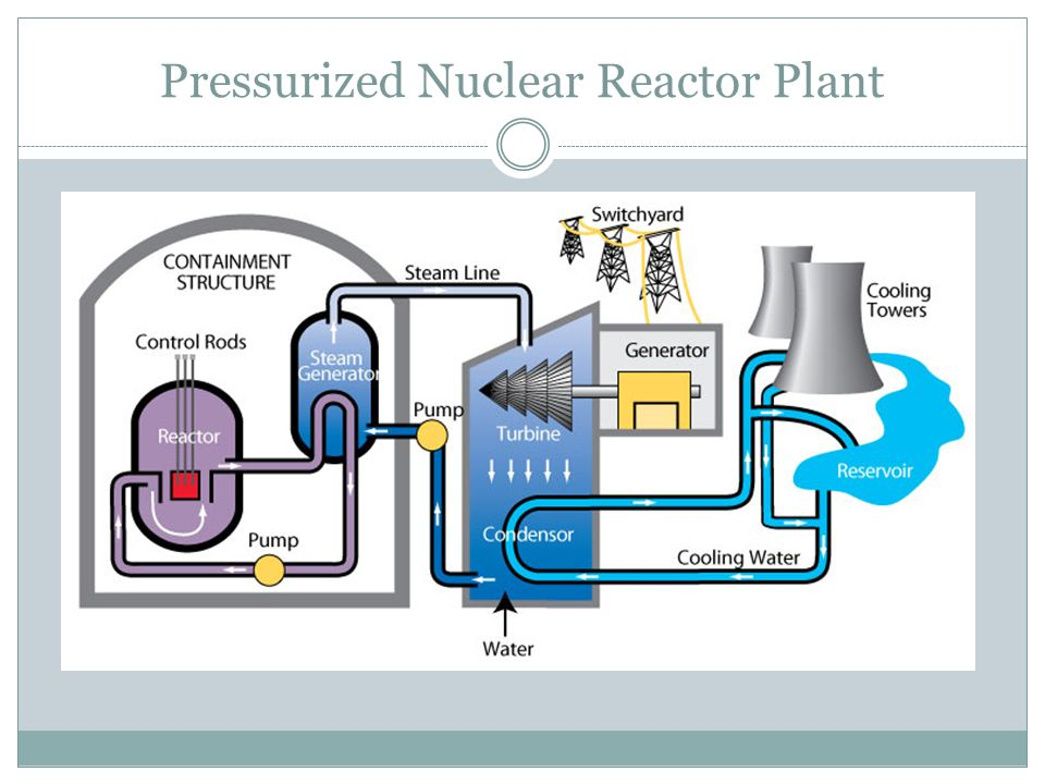 Pressurized Nuclear Reactor Plant