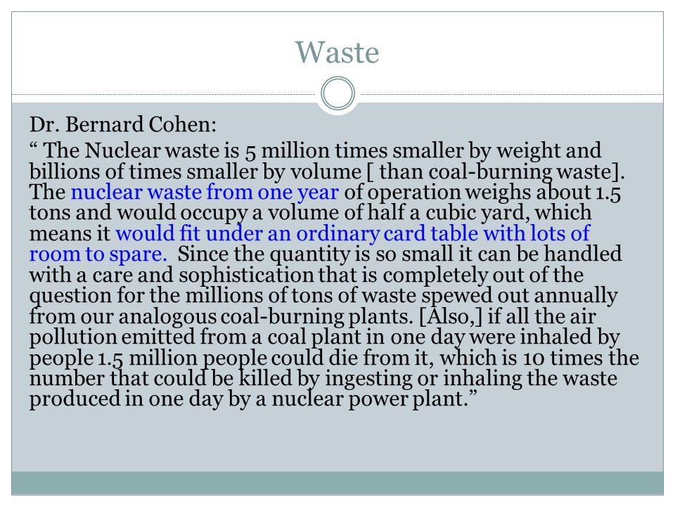 Waste Dr.