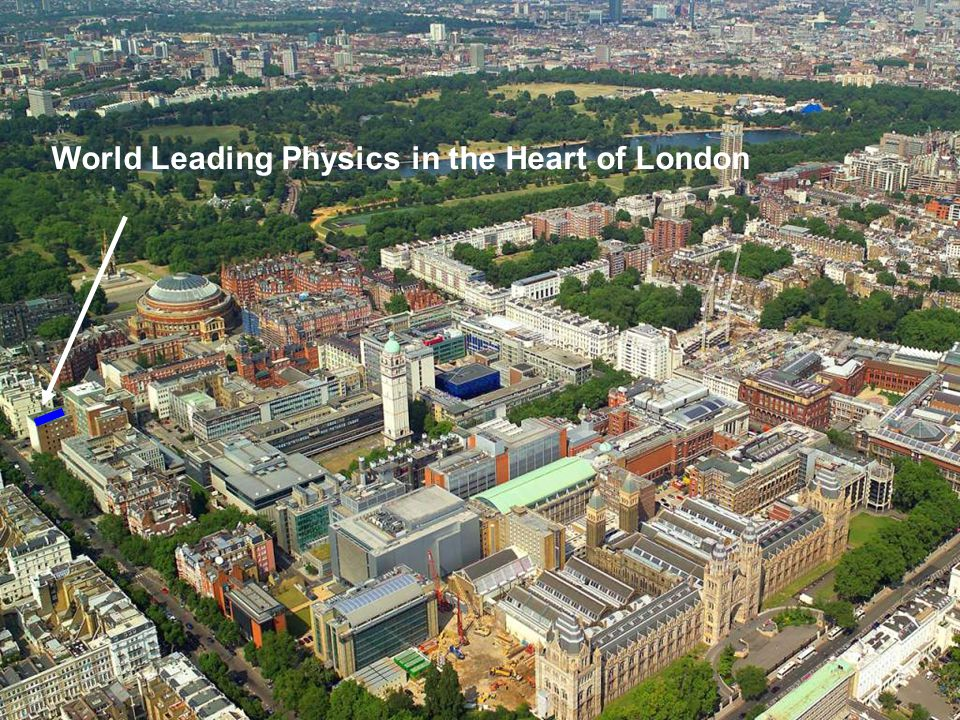 © Imperial College LondonPage 24 World Leading Physics in the Heart of London