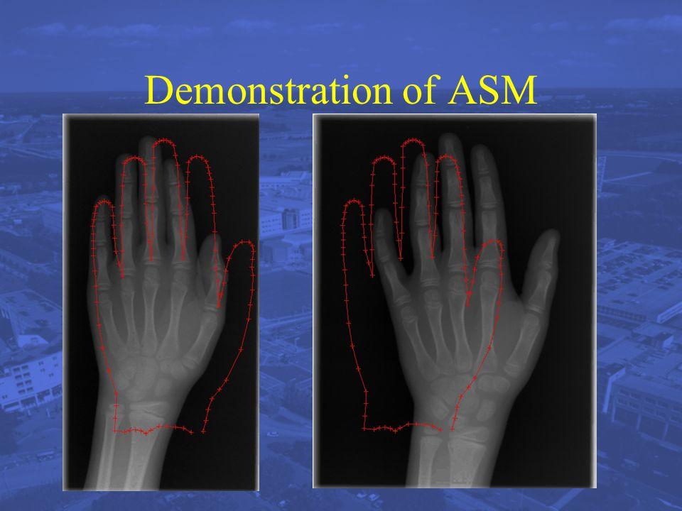 Demonstration of ASM