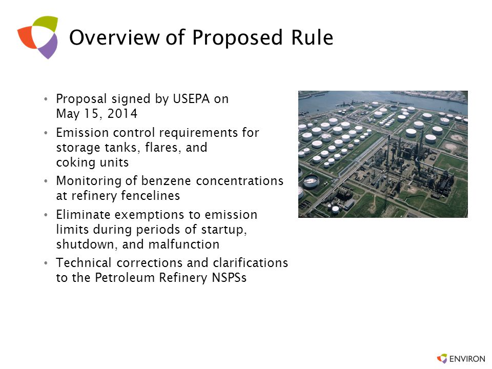 What Does USEPA's Residual Risk Analysis Show.