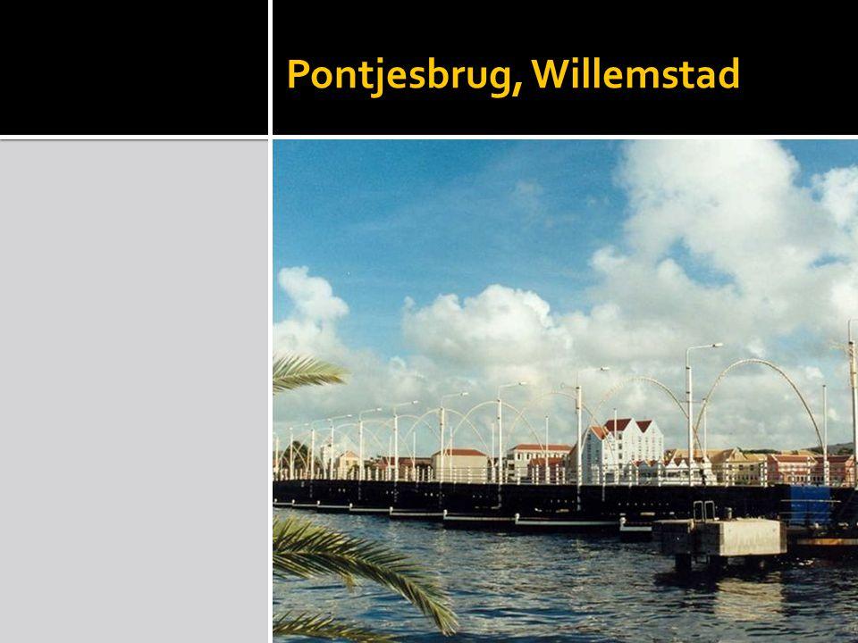 Pontjesbrug, Willemstad