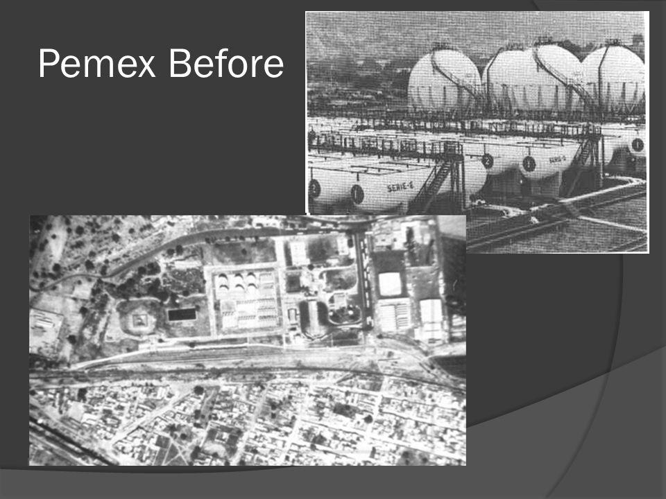 Pemex Before