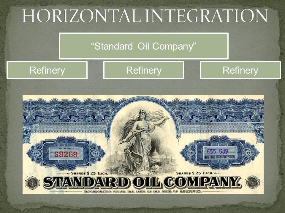 Standard Oil Company Refinery