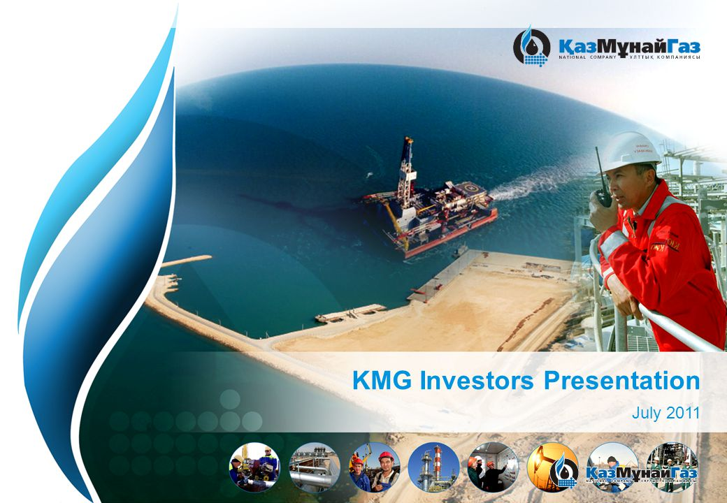 KMG Investors Presentation July 2011