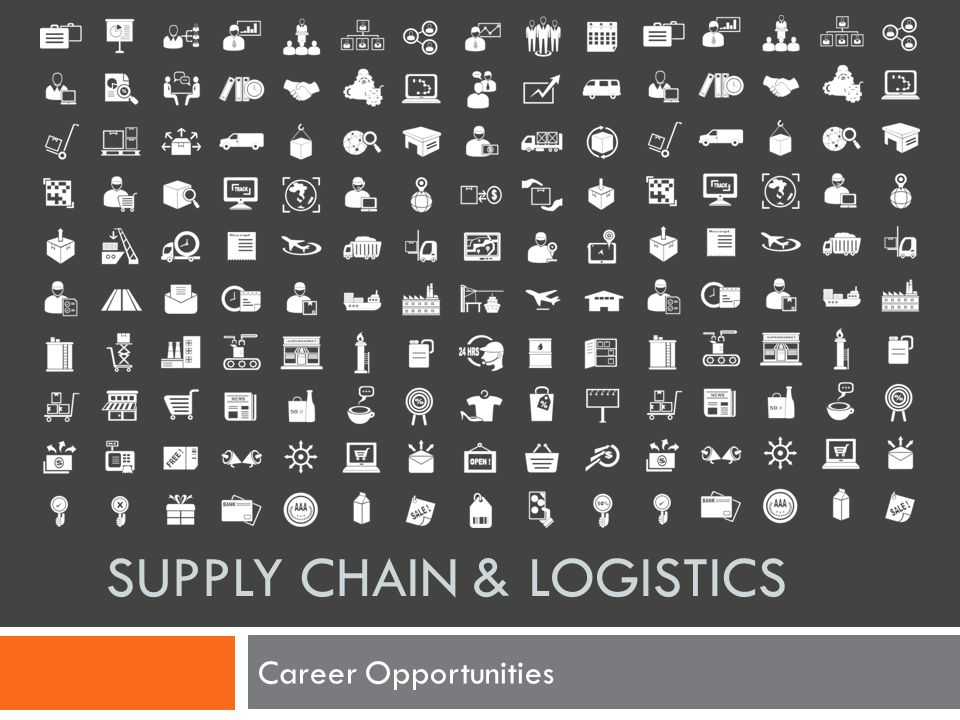What is Logistics.