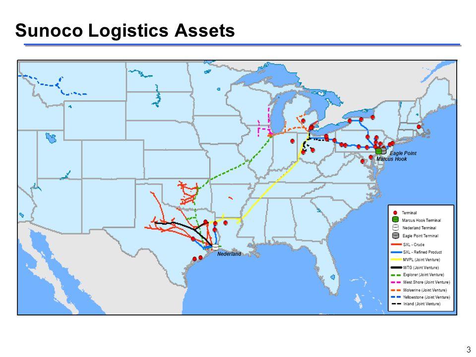Sunoco Logistics Assets 3