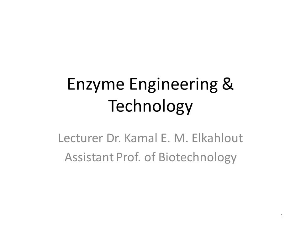 CHAPTER 2 The large-scale use of enzymes in solution 2