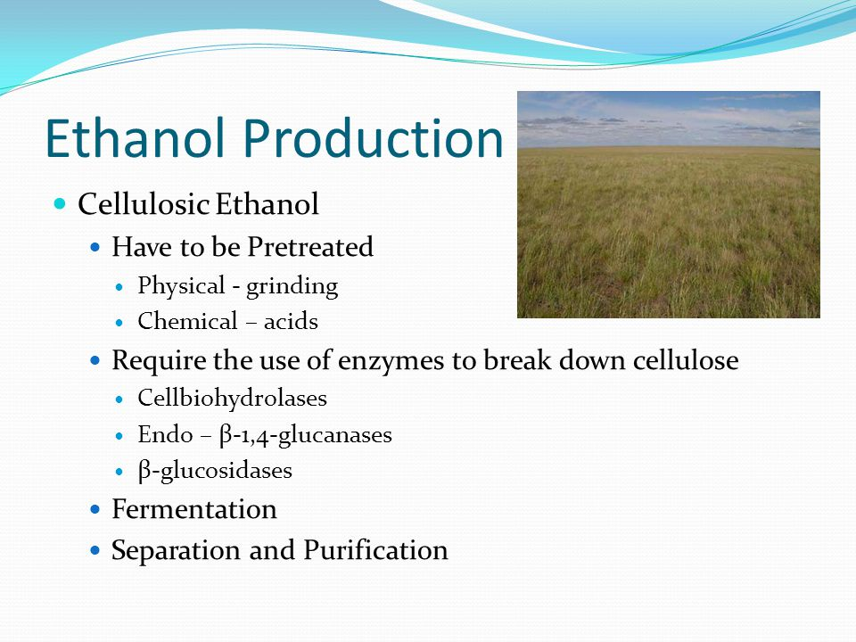 Funding US government has given out numerous grants, loans, and tax incentives for the production and use of ethanol Government spends $5 billion per year to subsidize ethanol production 2007 : US department of Energy spent $385 million on six large scale ethanol plants and another $200 million on bio- refinery plants.