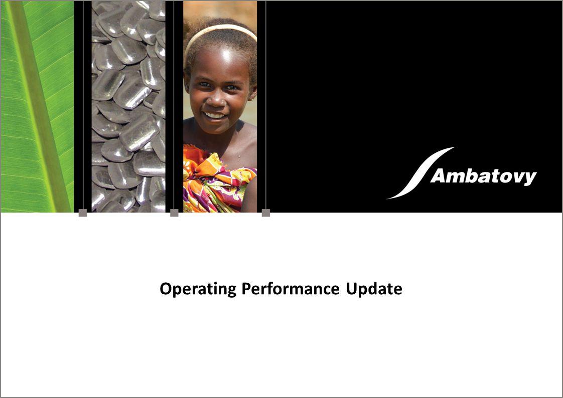 INTERNAL Operating Performance Update S&C Draft of 5/26/10