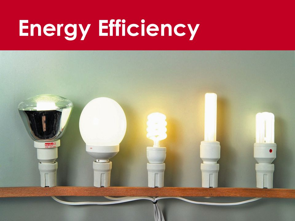 Energy Efficiency The energy efficient house p58