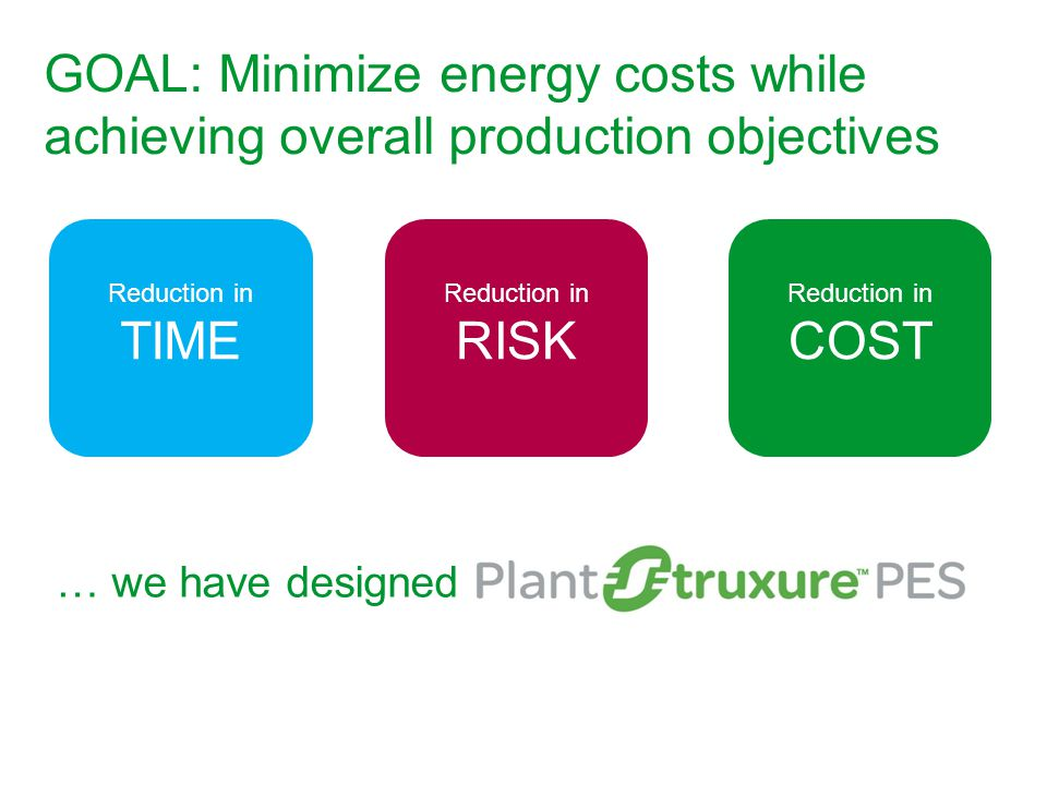 17 Automate Energy Management Make your energy productive Real time dashboard Optimization capabilities Load shedding