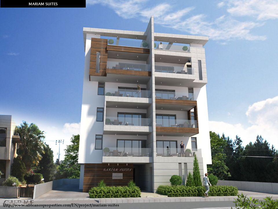 UNIVERSITY OF CYPRUS APARTMENTS http://www.africanosproperties.com/EN/project/nicosia-apartments