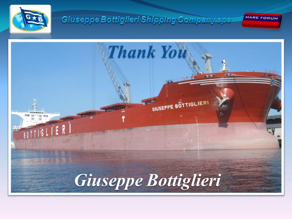 Thank You Giuseppe Bottiglieri