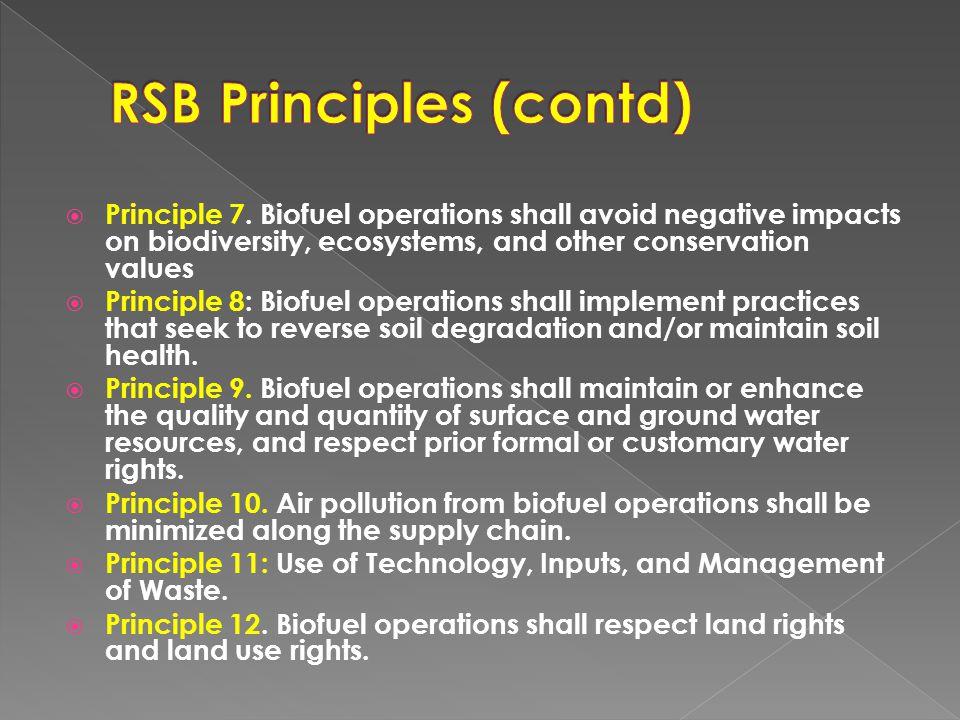  Principle 7.