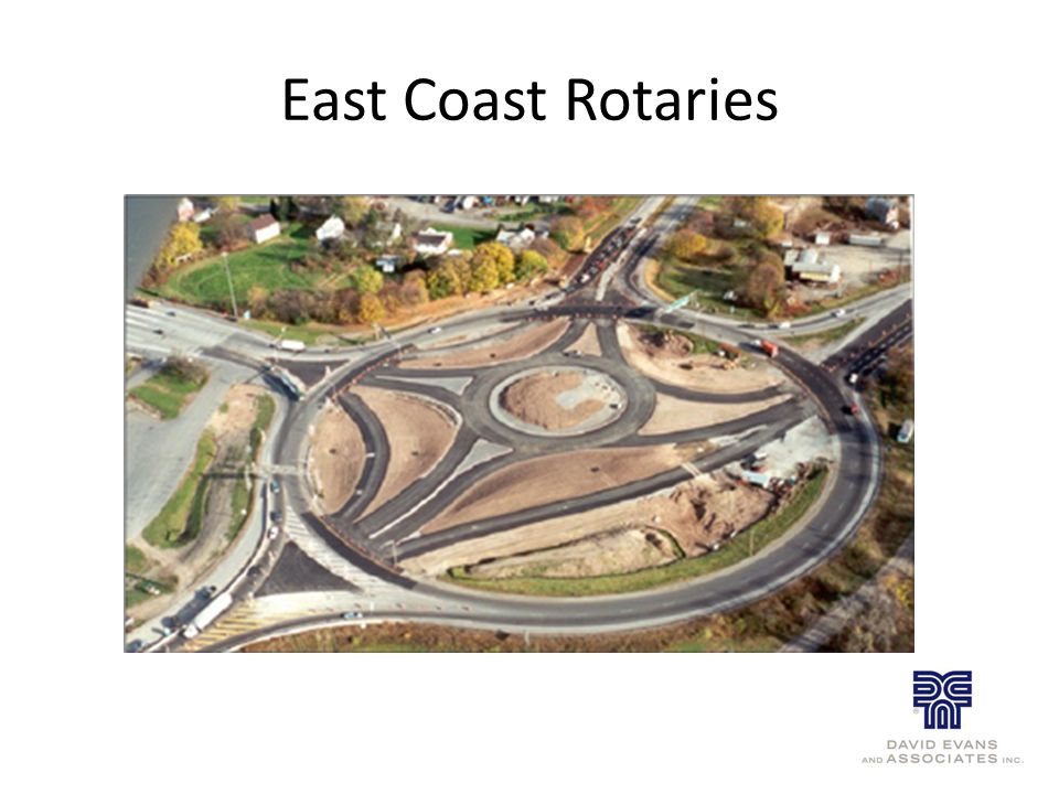 East Coast Rotaries