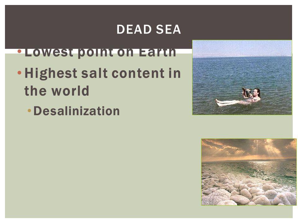  Dead Sea  Oasis  Salt Flat  Drip irrigation  Desalinization  Fossil Water  Crude Oil  Refinery  Mecca  Islam  Mosque  Theocratic  OPEC  Dome of the rock  Palestine Liberation Organization (PLO)  Kurds  Sunni  Shi'ite  Taliban  Stateless Nation VOCABULARY
