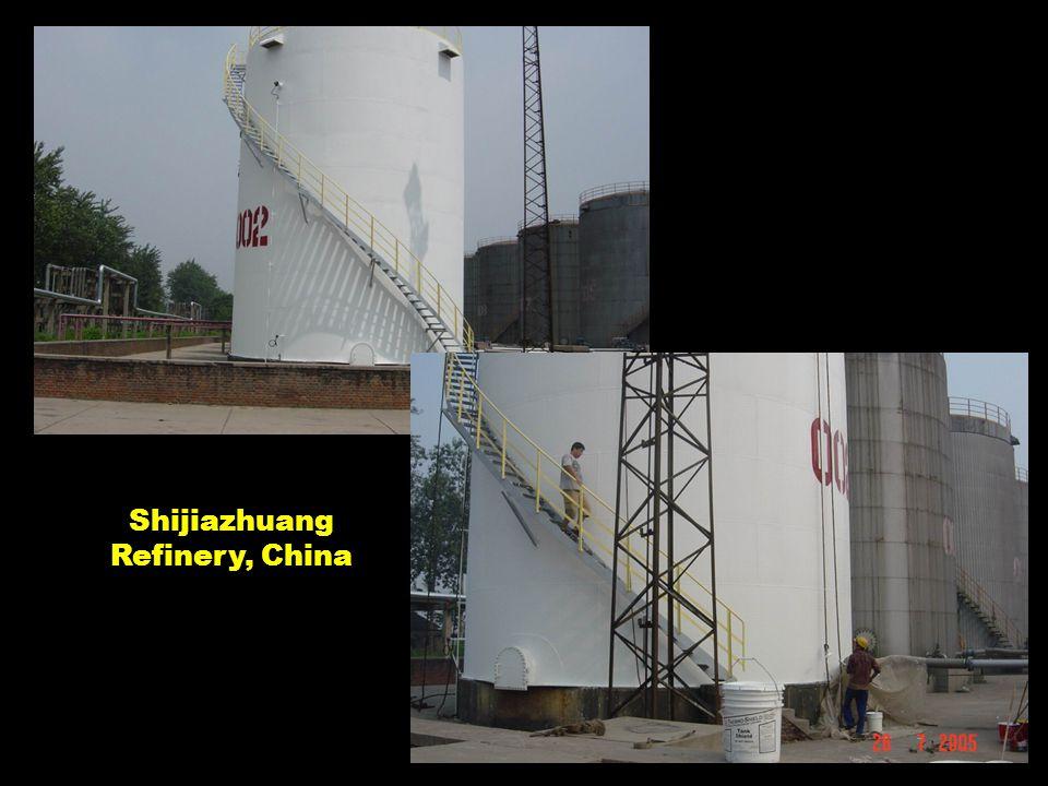 Shijiazhuang Refinery, China