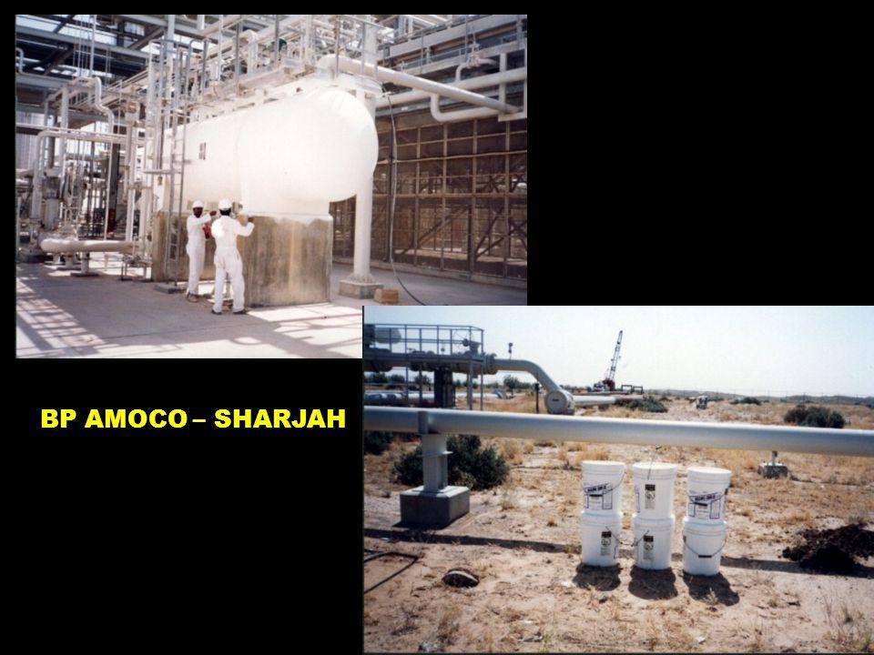 BP AMOCO – SHARJAH