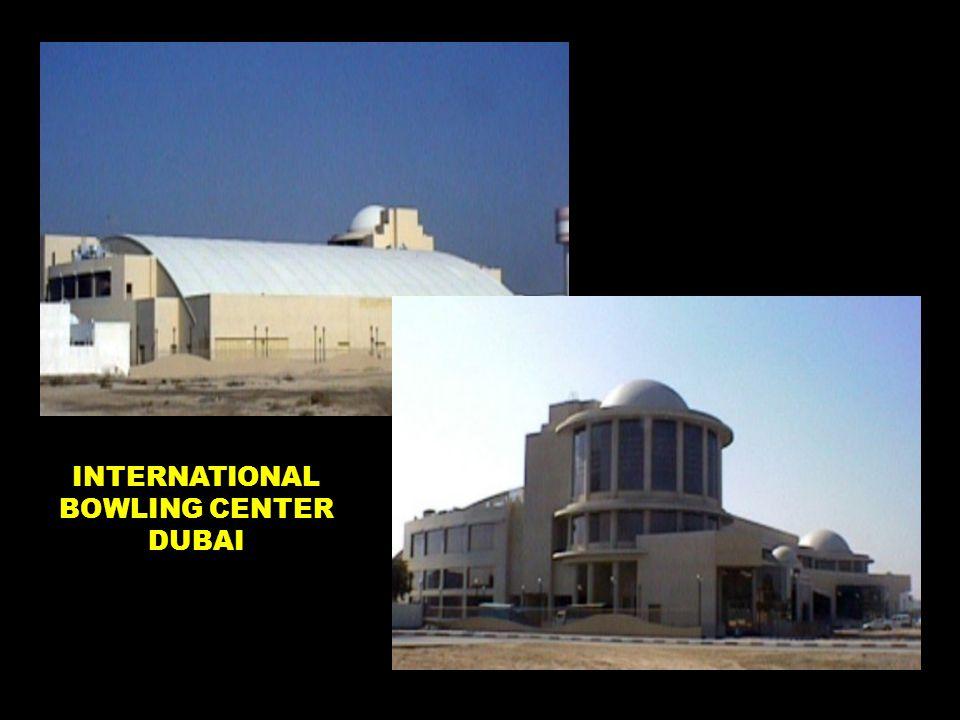 INTERNATIONAL BOWLING CENTER DUBAI