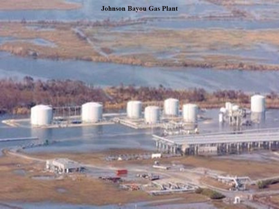 Johnson Bayou Gas Plant