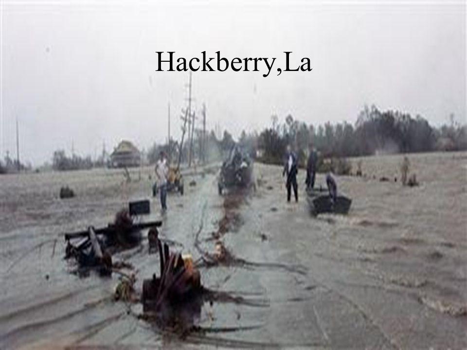 Hackberry,La