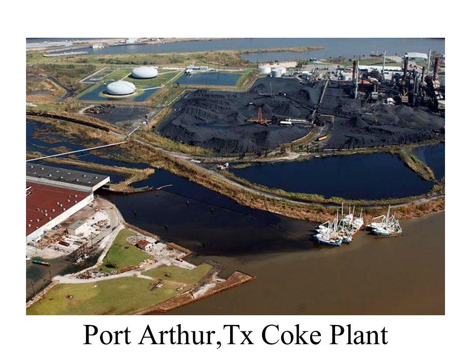 Port Arthur,Tx Coke Plant