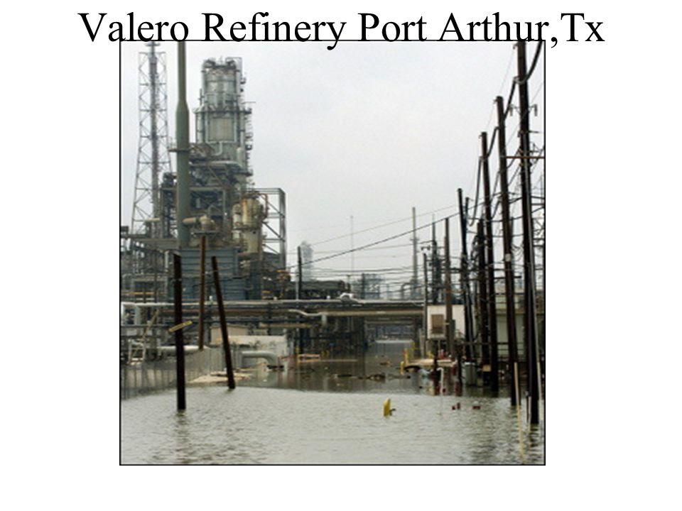 Valero Refinery Port Arthur,Tx