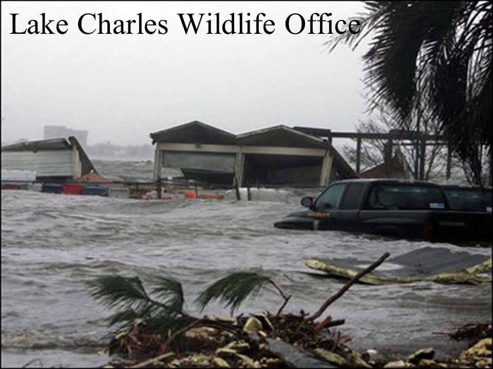 Lake Charles Wildlife Office