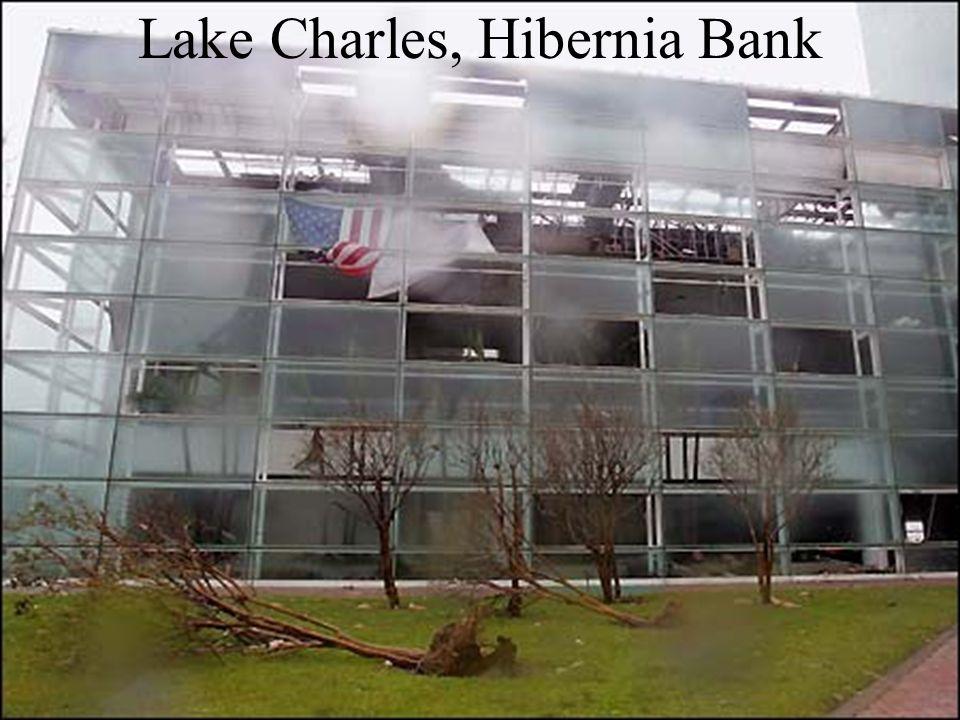 Lake Charles, Hibernia Bank