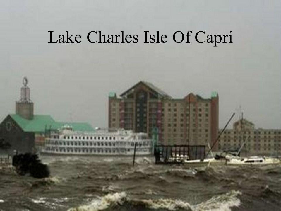 Lake Charles Isle Of Capri
