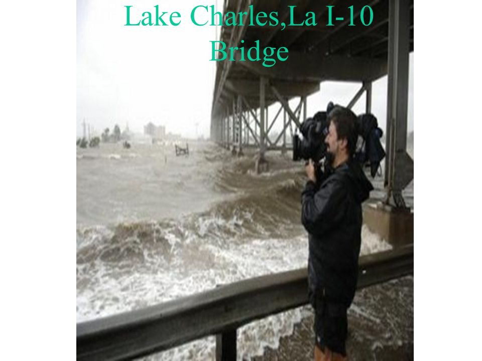 Lake Charles,La I-10 Bridge