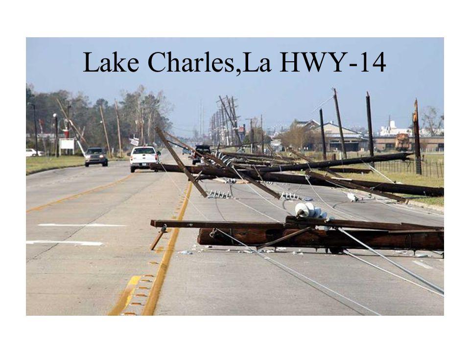 Lake Charles,La HWY-14