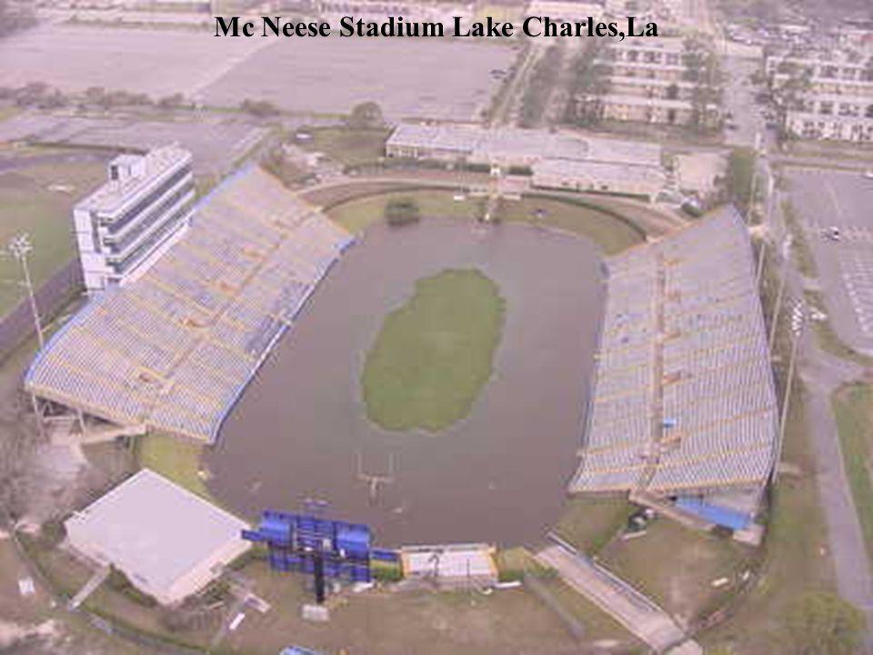 Mc Neese Stadium Lake Charles,La