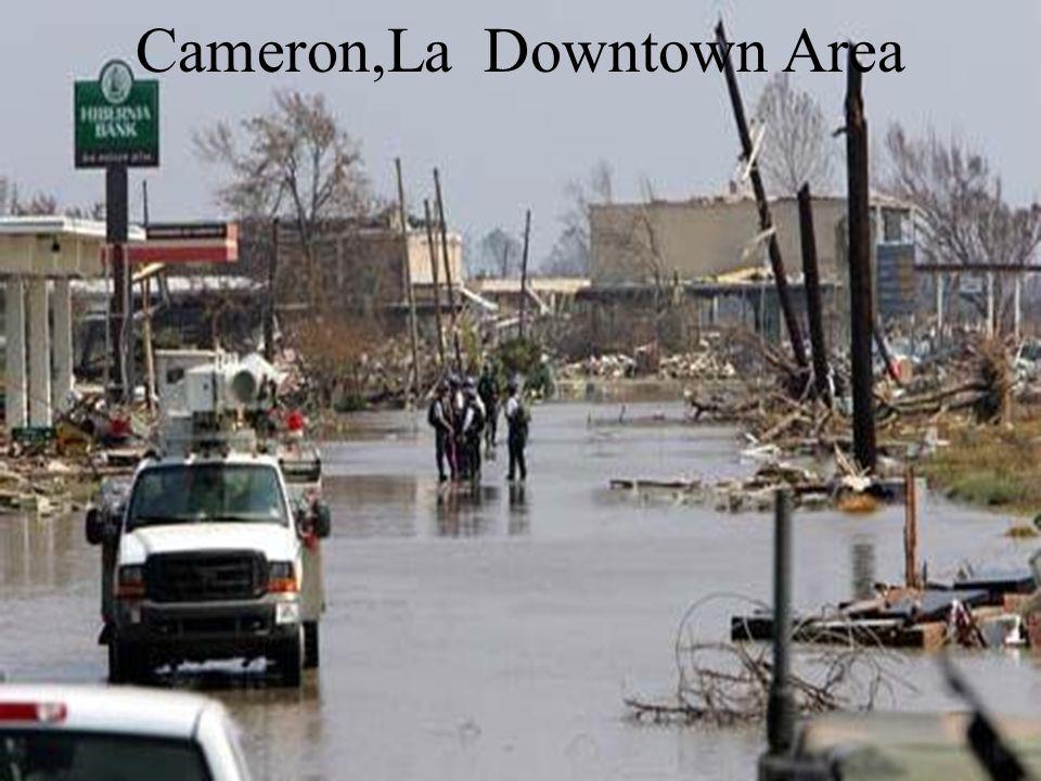 Cameron,La Downtown Area