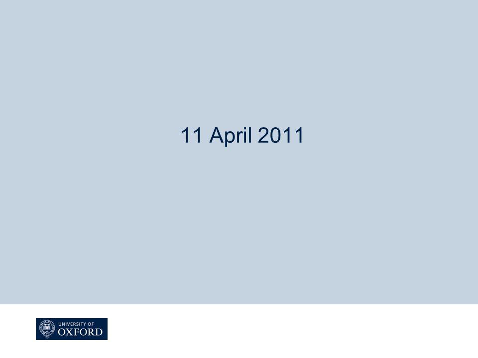 11 April 2011