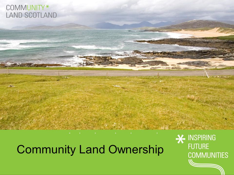 While feasibility study is being carried out the steering group will:  Act as a link between Consultant and the Community  Visit other Community Landowners  Investigate the appropriate structure for the purchase  Start to compile a business plan  Obtain an independent valuation of the land 4 4