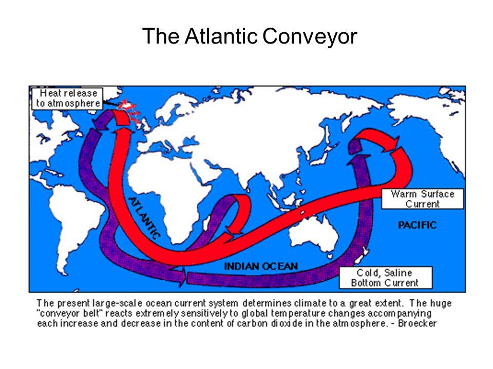 The Atlantic Conveyor