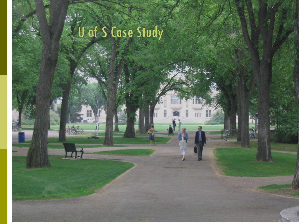 U of S Case Study