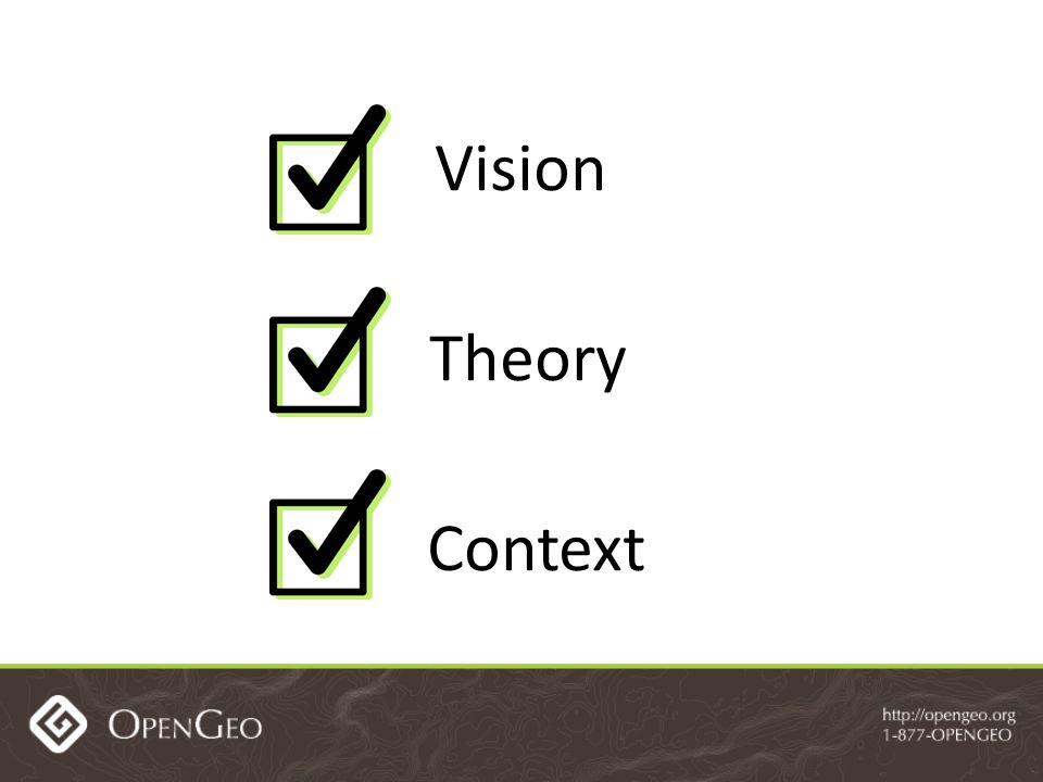 Vision Theory Context