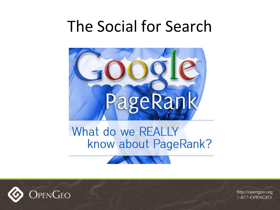 The Social for Search
