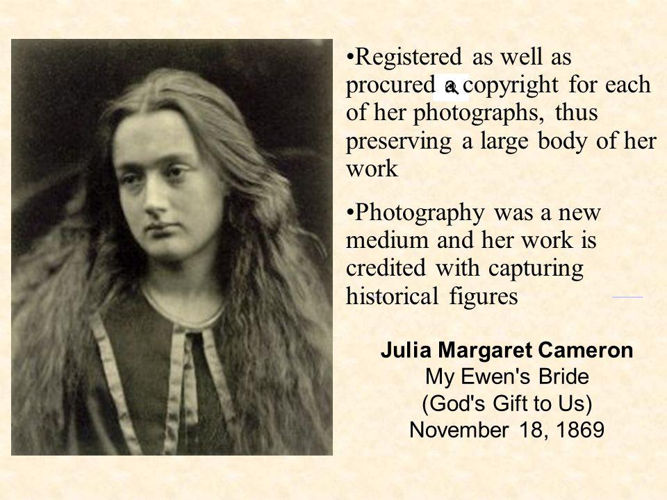 Julia Margaret Cameron J.F.W.