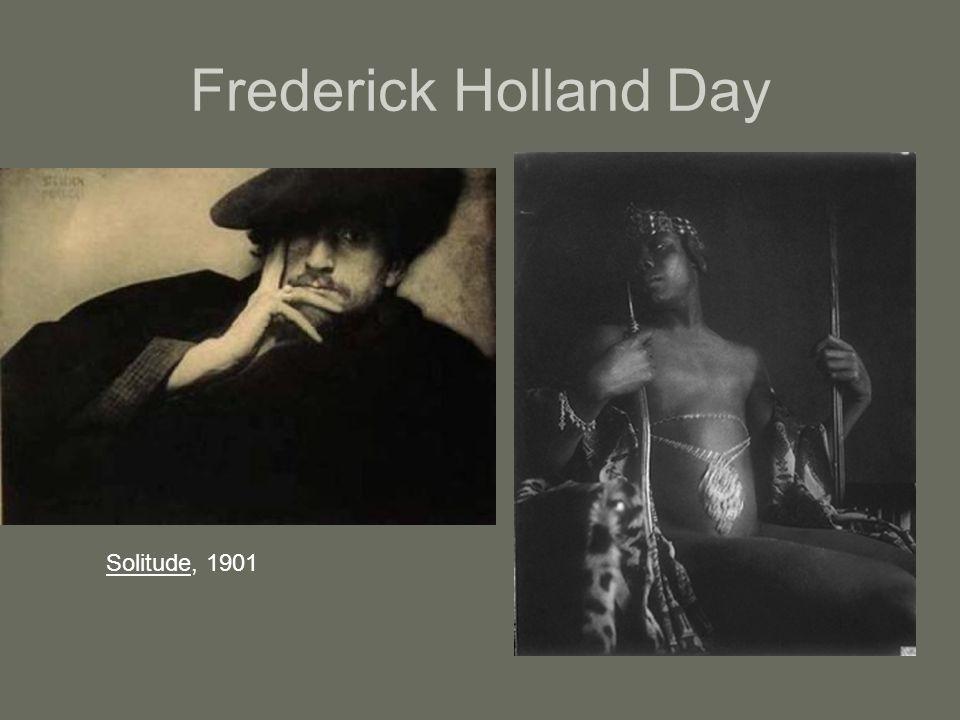 Frederick Holland Day Solitude, 1901