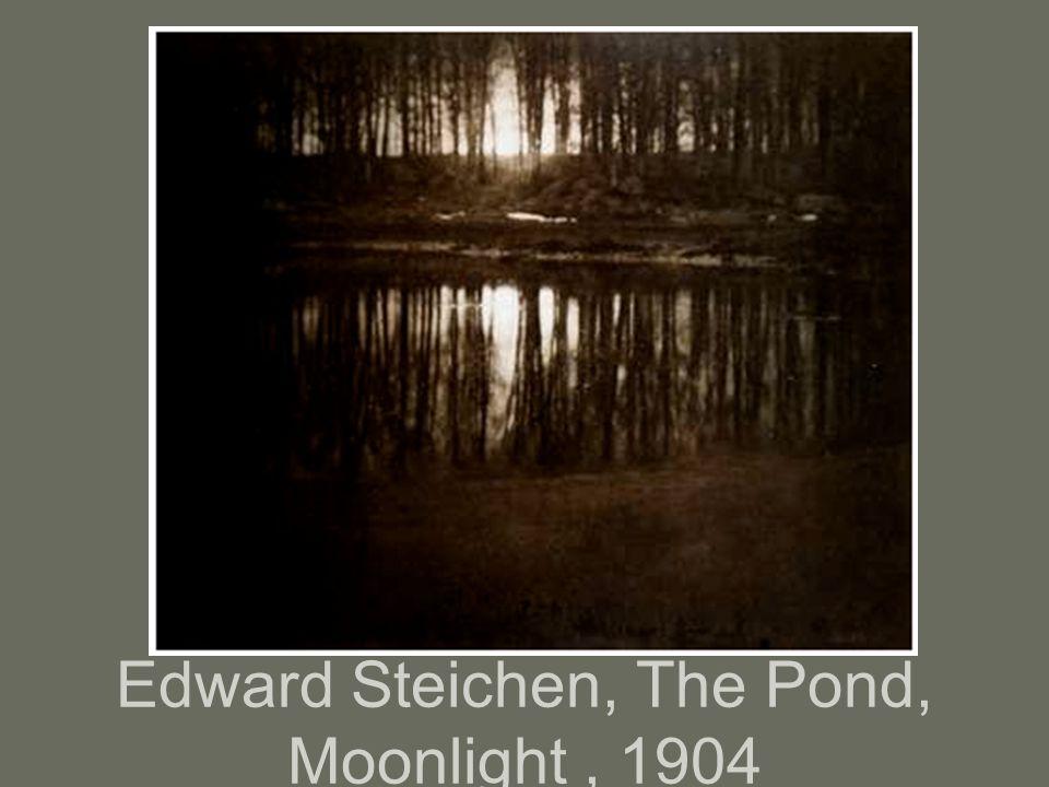 Edward Steichen, The Pond, Moonlight, 1904