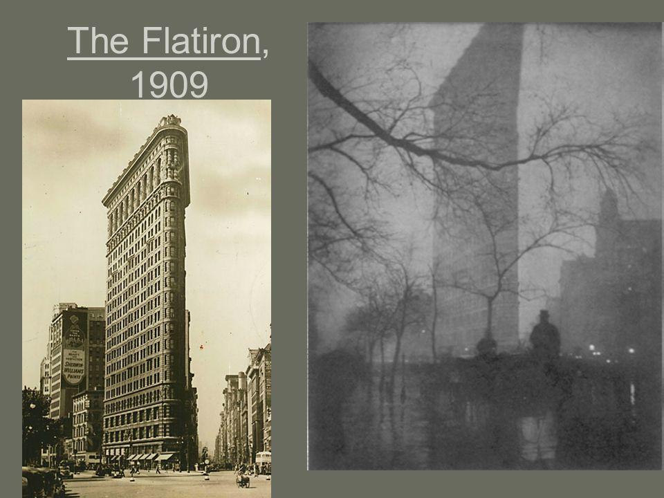 The Flatiron, 1909