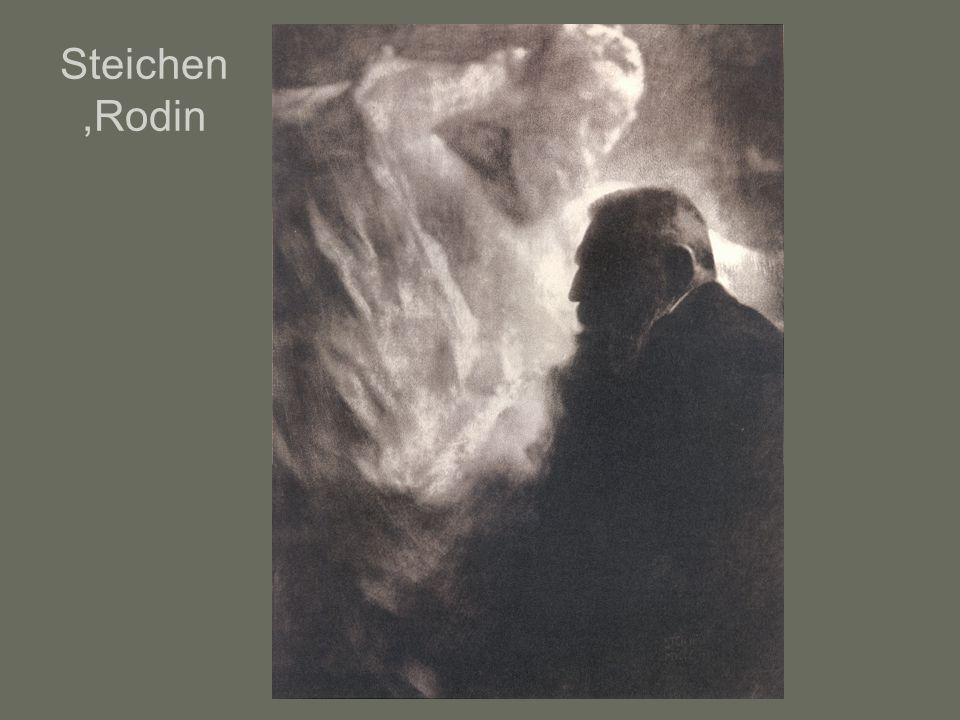 Steichen,Rodin
