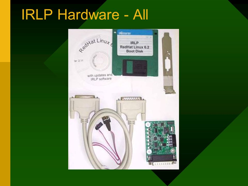 IRLP Hardware - All